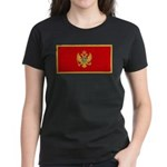 Montenegro Women's Dark T-Shirt