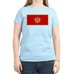 Montenegro Women's Light T-Shirt