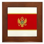 Montenegro Framed Tile