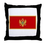 Montenegro Throw Pillow