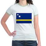 Curaçao Jr. Ringer T-Shirt