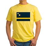 Curaçao Yellow T-Shirt