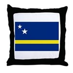 Curaçao Throw Pillow