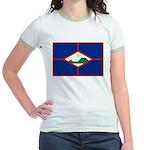 Sint Eustatius Jr. Ringer T-Shirt