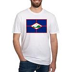Sint Eustatius Fitted T-Shirt