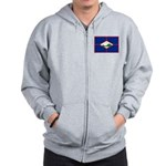 Sint Eustatius Zip Hoodie