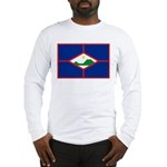 Sint Eustatius Long Sleeve T-Shirt
