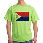 Sint Maarten Green T-Shirt