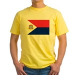 Sint Maarten Yellow T-Shirt