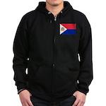 Sint Maarten Zip Hoodie (dark)
