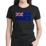 New Zealand Women's Dark T-Shirt