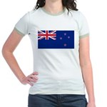 New Zealand Jr. Ringer T-Shirt