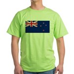 New Zealand Green T-Shirt