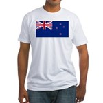 New Zealand Fitted T-Shirt