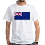 New Zealand White T-Shirt