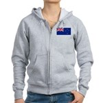 New Zealand Women's Zip Hoodie