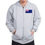 New Zealand Zip Hoodie