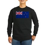New Zealand Long Sleeve Dark T-Shirt