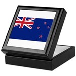 New Zealand Keepsake Box