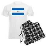 Nicaragua Men's Light Pajamas