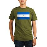 Nicaragua Organic Men's T-Shirt (dark)