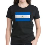 Nicaragua Women's Dark T-Shirt