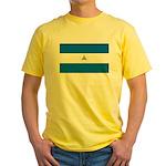 Nicaragua Yellow T-Shirt