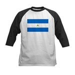 Nicaragua Kids Baseball Jersey