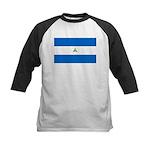 Nicaragua Kids Baseball Jersey