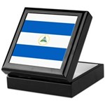 Nicaragua Keepsake Box