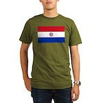 Paraguay Organic Men's T-Shirt (dark)