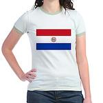 Paraguay Jr. Ringer T-Shirt