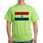 Paraguay Green T-Shirt