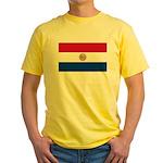 Paraguay Yellow T-Shirt