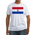 Paraguay Fitted T-Shirt
