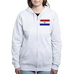 Paraguay Women's Zip Hoodie