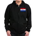 Paraguay Zip Hoodie (dark)