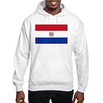 Paraguay Hooded Sweatshirt