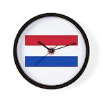 Paraguay Wall Clock
