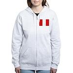 Peru Women's Zip Hoodie