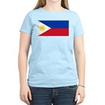 Philippines Women's Light T-Shirt