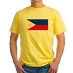 Philippines Yellow T-Shirt