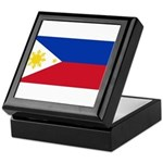 Philippines Keepsake Box