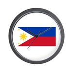 Philippines Wall Clock