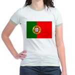 Portugal Jr. Ringer T-Shirt
