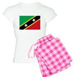 Saint Kitts and Nevis Women's Light Pajamas
