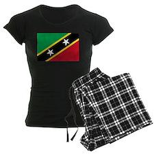 Saint Kitts and Nevis Pajamas