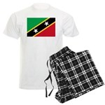 Saint Kitts and Nevis Men's Light Pajamas