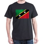 Saint Kitts and Nevis Dark T-Shirt