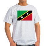 Saint Kitts and Nevis Light T-Shirt
